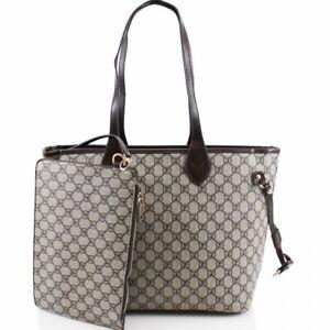 91f1116ea2a66 Image is loading womens-shoulder-handbag-designer-tote-bag-ladies-clutch-