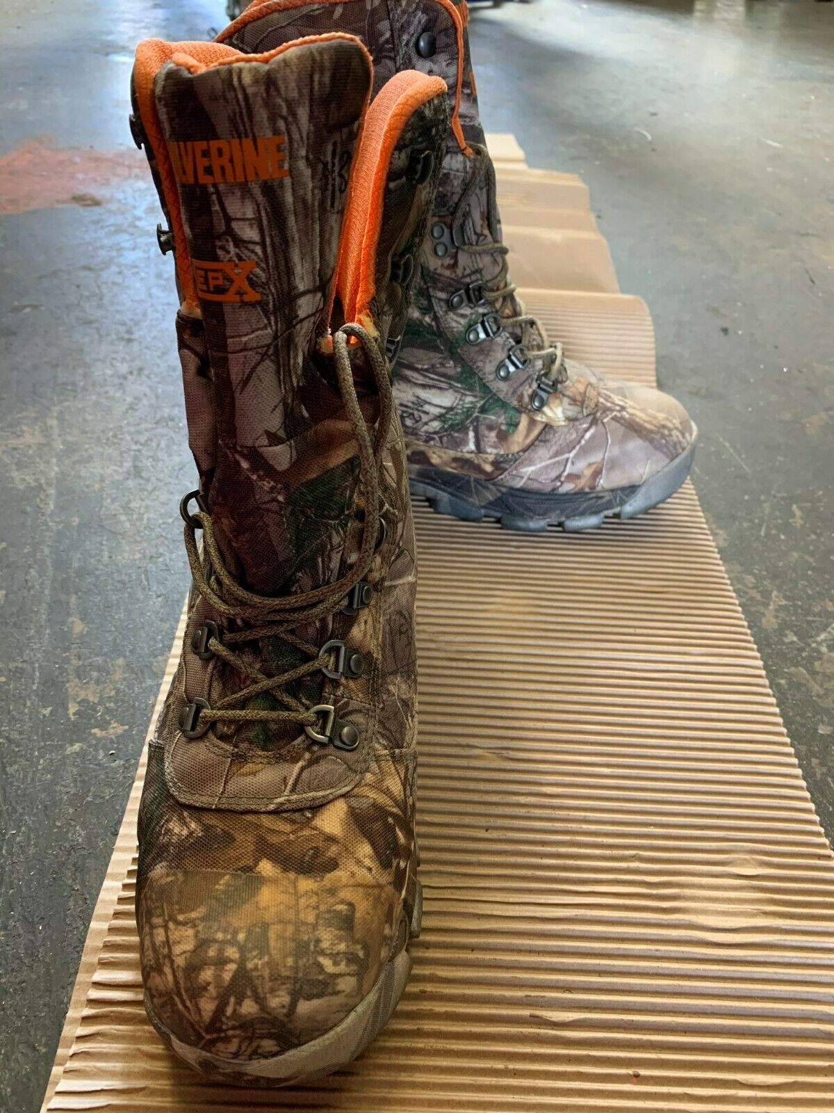 Wolverine Men's Archer 10 Inch Insulated Waterproof Hunting Boot  7.5 EW