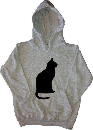 Pet Cat Kids Hoodie Sweatshirt