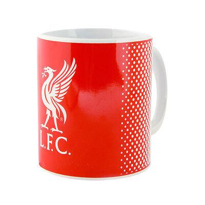 Rational Liverpool Official Football Team Fade Design Ceramic Mug Cup Tea Coffee Fan Apparel & Souvenirs Football-other
