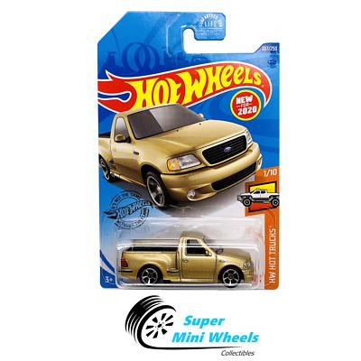 237//250 hw hot trucks 99 Ford F150 SVT Lightning 2020 Hot Wheels P Case