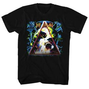 Def-Leppard-Hysteria-Licensed-Men-039-s-Classic-Rock-T-Shirt
