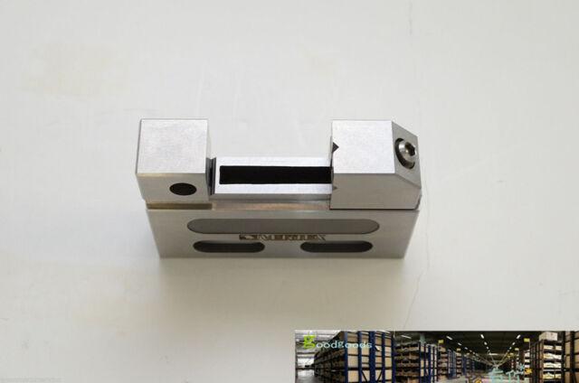 """VERTEX VSTV-50W Wire Cut EDM Toolmaker Stainless Hardened Vise 2/"""" Opening"""