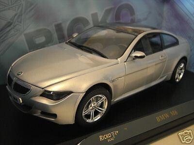 Venta en línea de descuento de fábrica BMW M6 Color plata Plata nr 1 18 18 18 RICKO 32160 voiture miniature de collection  Descuento del 70% barato