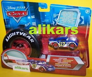 E-Lightyear-Launchers-LIL-039-TORQUEY-Starter-Pistons-Cup-racer-117-Disney-Cars