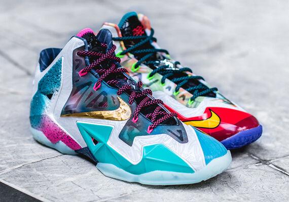 Nike - lebron 11 xi premium - - sz - - 9 wtl james south beach - elite 650884-400 9c298b
