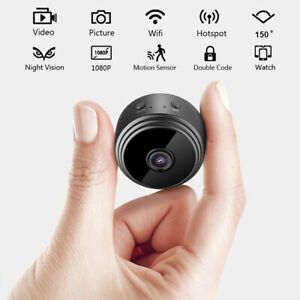 Mini-Hidden-Spy-Camera-Wireless-Wifi-IP-Home-Security-HD-1080P-DVR-Night-Vision