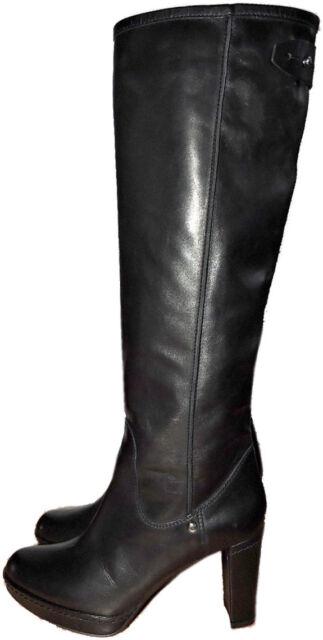 c2008502769 Stuart Weitzman BOOTS Smashing Nappa Leather Tall Knee BOOTS BOOTIES 7 - 37
