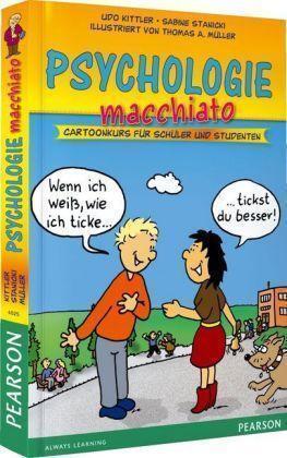 1 von 1 - Psychologie macchiato von Sabine Stanicki und Udo Kittler (2013, Taschenbuch)