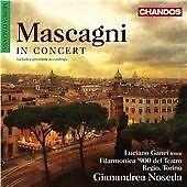 Mascagni In Concert [Luciano Ganci, Gianandrea Noseda] [Chandos: CHAN 10789], Fi