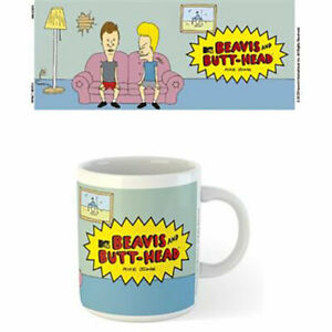 Beavis And Butthead - Couch Mug NEW IN BOX (one only)