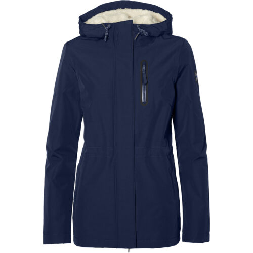 O /'NEILL Fonction Veste Veste LW Wanderlust Jacket Bleu foncé unicolore