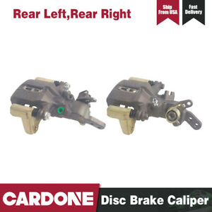 Rear Left Brake Caliper For 1991-1997 Honda Accord 1993 1994 1996 1995 Cardone