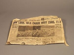 Chicago-Cubs-Lose-White-Sox-Lose-Chicago-Daily-Tribune-July-1-1961