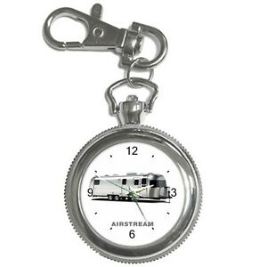 Image is loading New-AIRSTREAM-TRAVEL-TRAILERS-Key-Chain-WATCH-FREE- 41166b282c