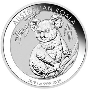 Deal-2019-P-Australia-1-oz-Silver-Koala-1-Coin-GEM-BU-SKU56034