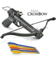 50 lb. Mini Crossbow Grip C3000 Archery Hunting Pistol Gun Cross Bow w/ 5 Arrows