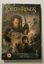 The Lord Of The Rings - The Return Of The King (DVD, 2-Disc Set) New - sealed.