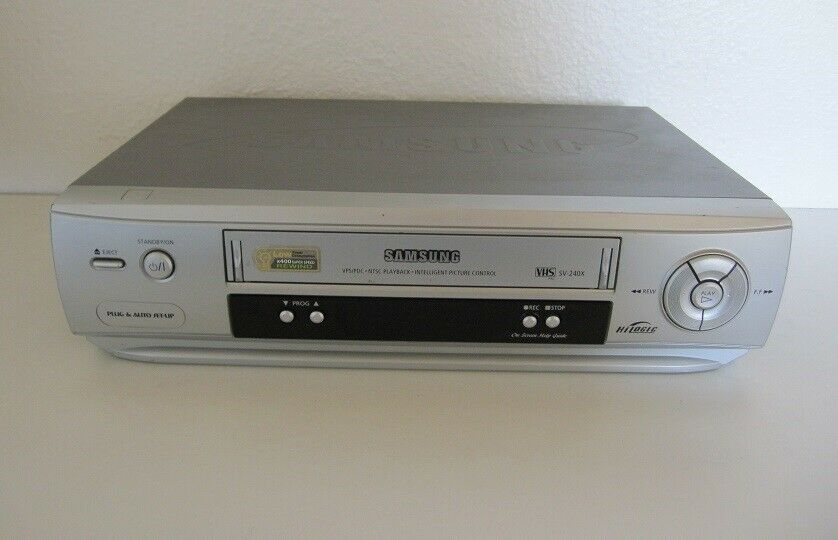 VHS videomaskine, Samsung, SV-240X