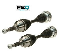 Volkswagen Touareg Pair Set Of Front Left And Right Axle Shaft Assemblies Feq
