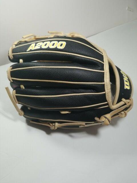 """2021 Wilson A2000 11.75"""" Infield Baseball Glove 1787SS Model SuperSkin"""