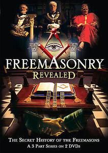 Freemasonry Revealed (DVD, 2007, 2-Disc Set)