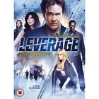 DVD Leverage Season 4 Reg 2 UK 11 Nov 13