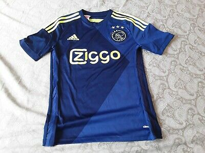 Ajax Amsterdam jersey Youth Large 13-14 2014 2015 away ...