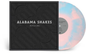 Alabama-Shakes-Boys-amp-Girls-New-Vinyl-Blue-Colored-Vinyl-Pink