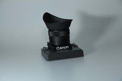 Canon F1 New Lupensucher Fn 6fach Wie Neu/like New 'collectable'