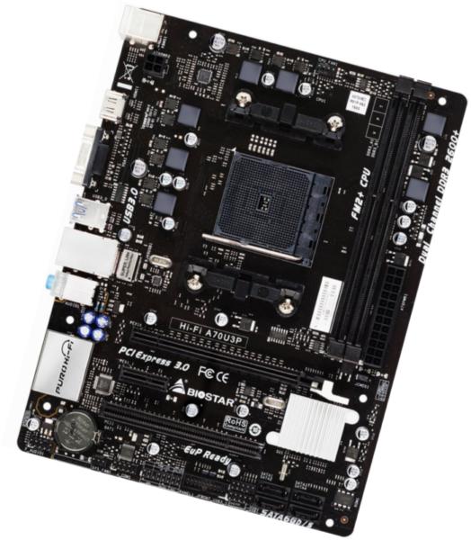 Biostar Hi-Fi A70U3P Ver. 6.1 Drivers