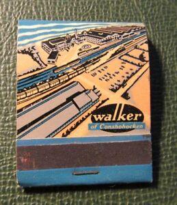 Matchbook - Walker Electric Materials Conshohocken PA FULL