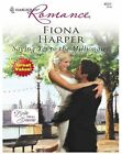Saying Yes to the Millionaire by Fiona Harper (Hardback, 2008)