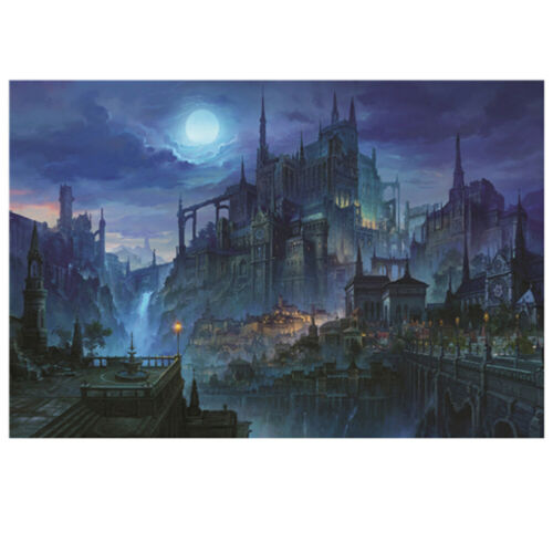 1000 Pieces Painting Puzzle DIY Paper Jigsaw Kids Adults Educational Toys gift