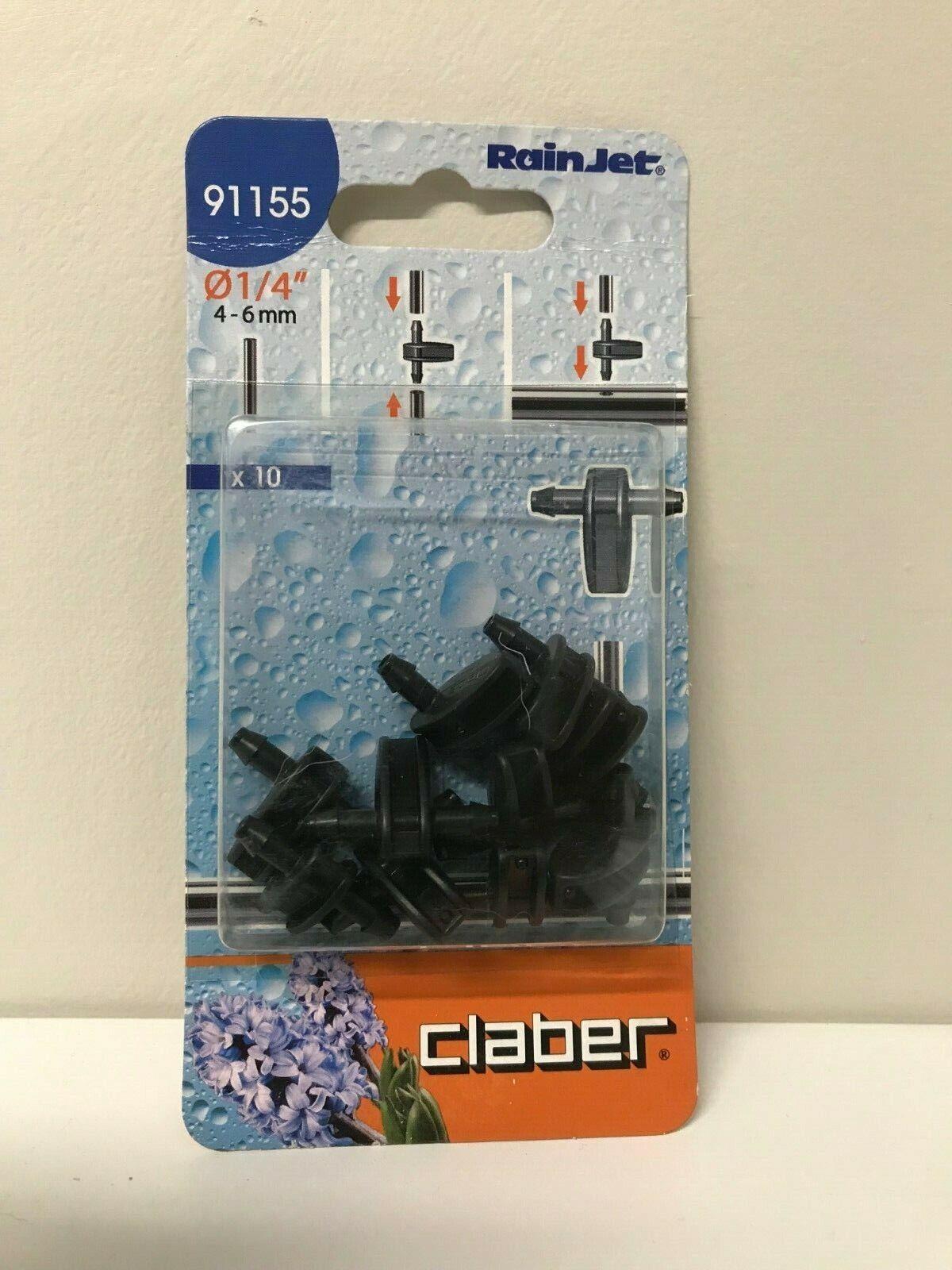 91155 Claber RainJet 1/4