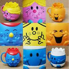 McDonalds Happy Meal Toy UK 2020 Mr Men Little Miss Cups / Beakers - Various