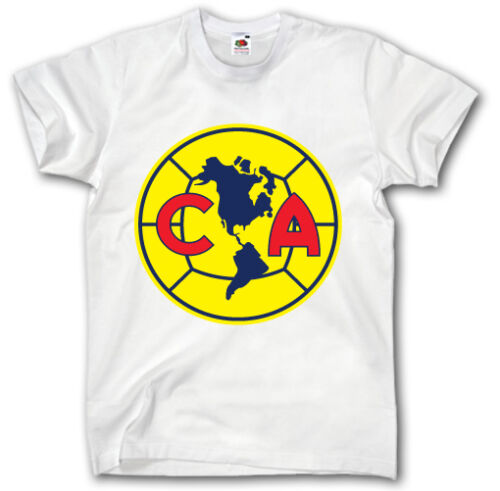 XXXL CAMISETA FUTBOL SOCCER FOOTBALL CLUB CLUB AMERICA DE MEXICO SHIRT S