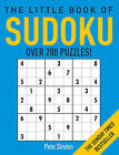 The Little Book of Sudoku by Pete Sinden (Paperback, 2005)