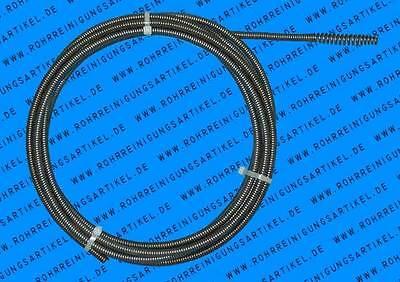 Baugewerbe Süß GehäRtet Spirale Rohrreinigungsspirale 8 X 4,5 M Für Die Rohrreinigung Neu