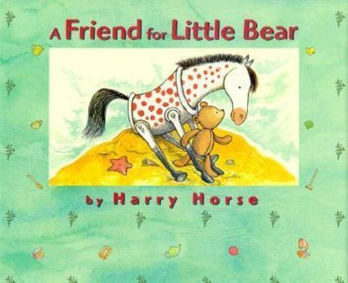 A Friend for Little Bear-ExLibrary