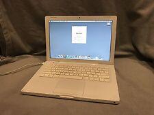"""Apple MacBook 13.3"""" A1181 Intel Core 2 Duo A1181 2.4Ghz 4GB 160GB HD Super"""