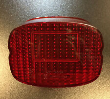 Rear light / tail lamp lens for Keeway Superlight 125 part no. 82008K2GP000
