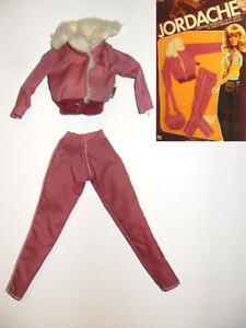 Raro-abito-di-Jordache-della-MEGO-Fashion-Outfit-1981-18020-misura-Barbie