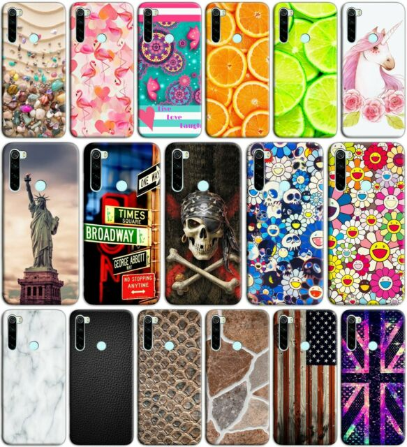 CUSTODIA COVER BACK CASE IN TPU MORBIDA PER XIAOMI REDMI NOTE 9 FANTASIA N4