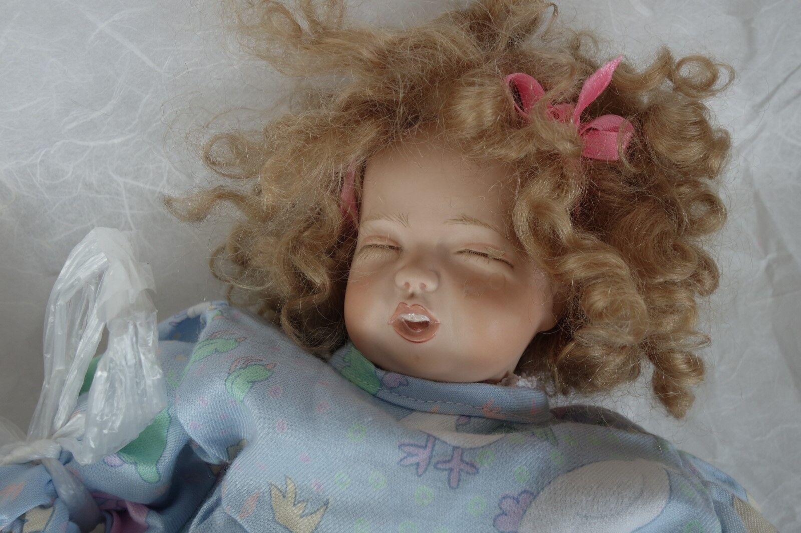 BAMBOLA 37 cm bambola di porcellana sonno  BAMBOLA artisti BAMBOLA vestiti raccogliere Decorazione  vendita calda