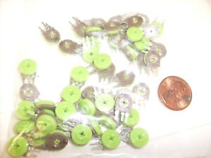 Trim-Pot-Resistor-LOT-disc-type-for-radio-repair-and-electronic-kit-projects