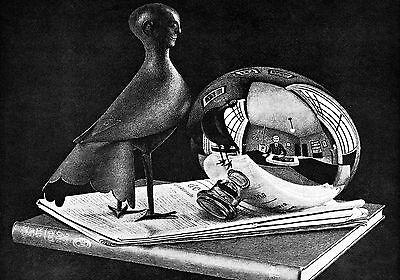 Escher # 28 cm 50x70 Poster Stampa Grafica Printing Digital Fine Art papiarte