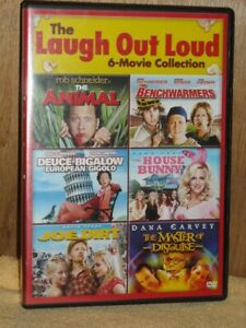 Animal/Benchwarmers/Deuce Bigalow European Gigolo/House Bunny/Joe Dirt... (DVD)