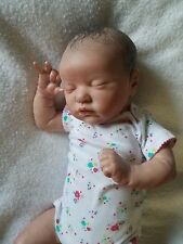 Reborn Baby Girl Evangeline by Laura Lee Eagles LLE Realistic Newborn Doll Cute!