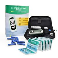 Exactive Eq Simple Blood Glucose Monitor Kit - 10 Test Strips , Accurate & Easy